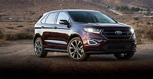 2018 Ford Edge Review  Endura First Look