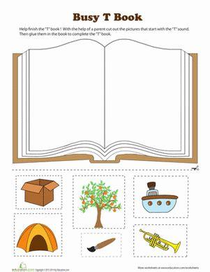 t book worksheet education com