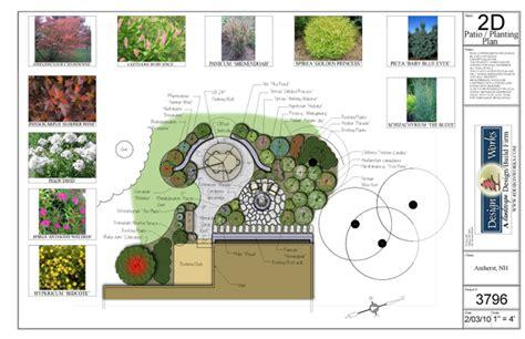 landscape design exles nh ma landscape design exles design works