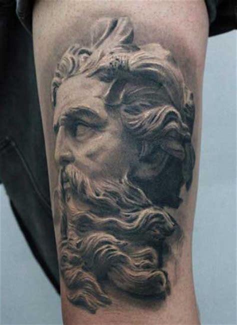 tatuagens de deus grego indiano cristao  braco fotos