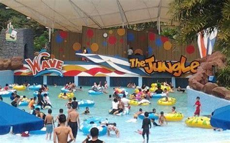 jungle waterpark bogor wahana alamat  harga tiket
