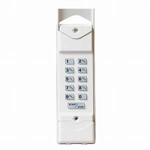 Linear Delta3 Dtkp Wireless Digital Keypad Keyless Entry