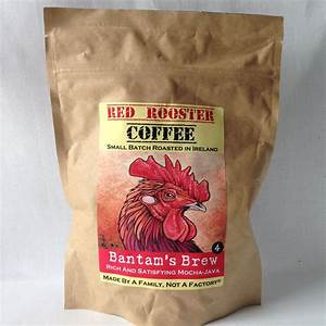 Cavistons Food Emporium | Red Rooster Bantam's Brew Coffee ...