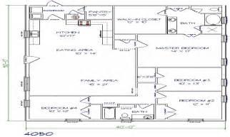 40 x 60 barndominium floor plans 1000 images about metal