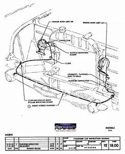 Chevy Horn Diagram