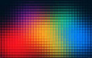 va54-rainbow-pixels-pattern - Papers co