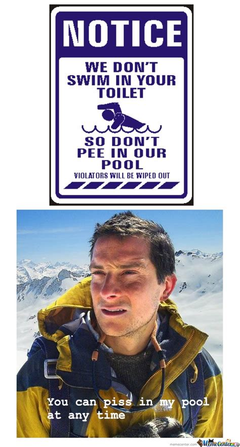 Bear Grylls Meme - bear grylls by ocee meme center