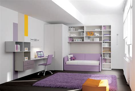 amenagement chambre ado chambre enfant avec lit canapé lit gigogne compact so nuit