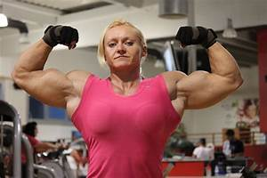 Shocking  She Was The Perfect Blonde  But Her Steroids Addiction Turned Her Into A Man