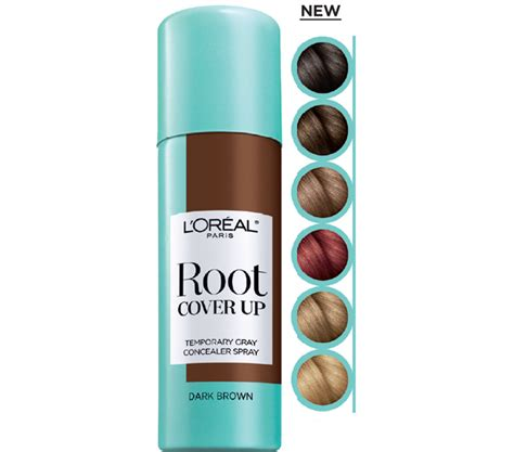 L Oreal Root Cover Up Where To Buy by L Oreal Paris Root Cover Up Temporary Gray