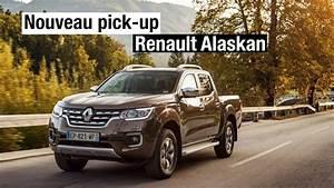 4x4 Renault Pick Up : nouveau pick up renault alaskan 2018 youtube ~ Maxctalentgroup.com Avis de Voitures