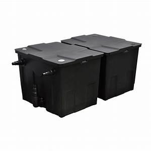 Bulleur Pour Bassin : acheter filtre biologique pour bassin 12000 l h pas cher ~ Premium-room.com Idées de Décoration