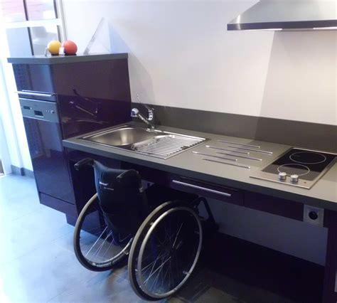 cuisine pmr un showroom dédié aux cuisines pour les personnes à