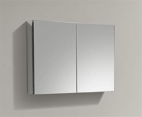 Wall Mounted Mirror Cabinets