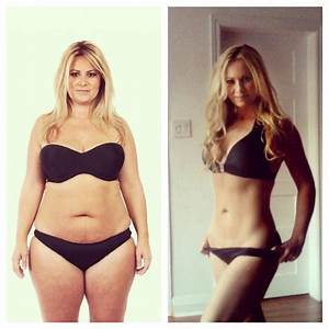 Bodies Before and After Weight Loss