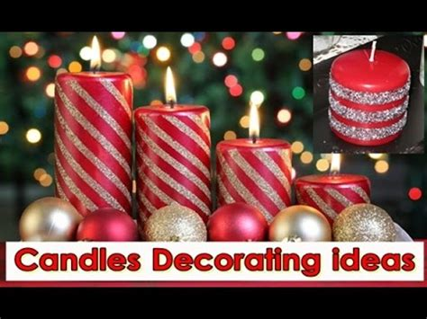 Decorating Ideas For Candles by Diy Candles Decorating Ideas Colorful Candle Decor Tips