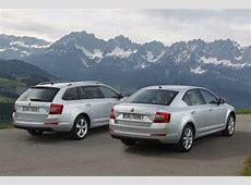 Skoda Octavia Combi Hatchback Gets 4x4 System on Three TDI