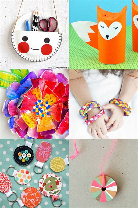 Summer Holiday Rainy Day Crafts For Kids  Mollie Makes