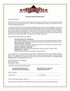 10 best images of sponsorship letters for cheerleading With booster club sponsorship letters