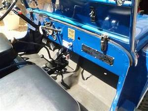 Purchase New 1947 Willys Jeep Cj2a In Carlsbad  California