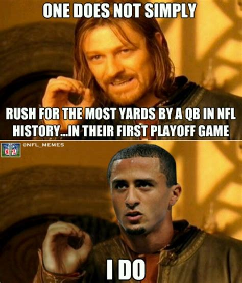 Colin Kaepernick Meme - pin by sandra fitzgerald behrens on funny football pics and quotes