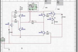 H Bridge - Hbridge For Ultrasonic Transmitter