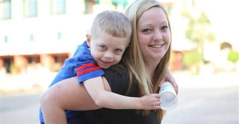 This Brave Little Boy Who Touched Hearts Across The ...