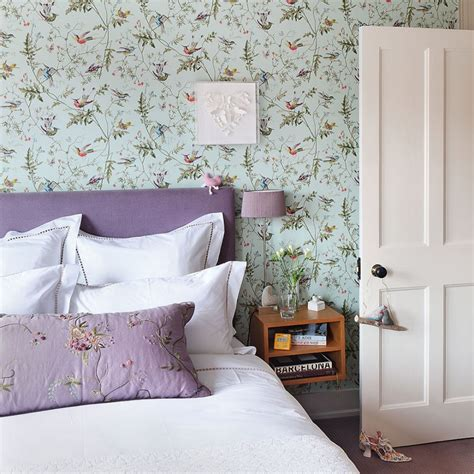 Bedroom Decorating Ideas Green And Purple by Purple Bedroom Ideas Ideal Home