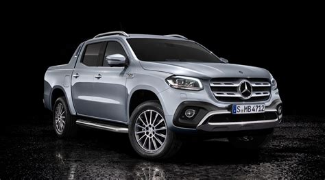 Mercedes X-class Truck With V6 Diesel Headed To Geneva