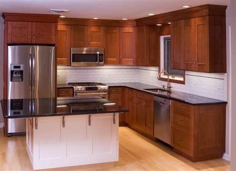 hand  cherry kitchen cabinets  neal barrett