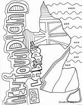 Canada Newfoundland Pages Coloring Age Labrador Printable Activities Sheets Colouring Doodles Studies Social Aids Teaching Geography Printables Grade Classroomdoodles Classroom sketch template