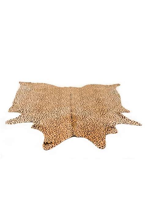 Leopard Cowhide Rug by Leopard Print Cowhide Rug Australian Leather