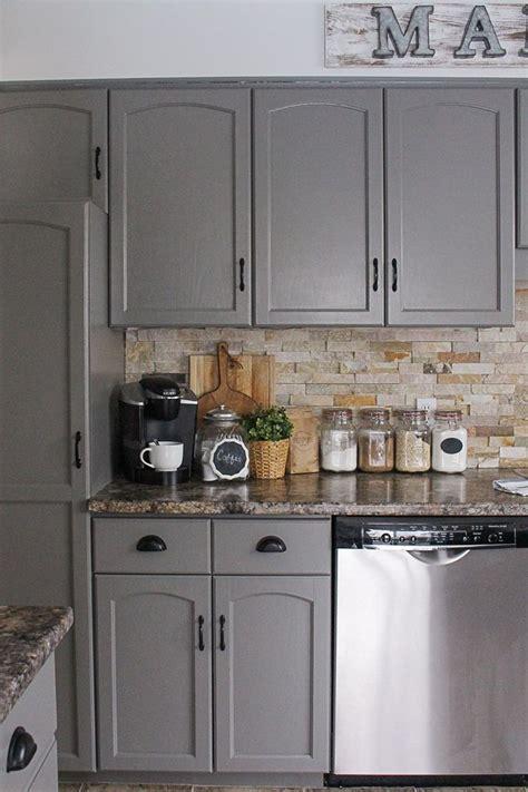 Best 25+ Gray Kitchen Cabinets Ideas On Pinterest  Gray