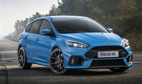 Ford Focus Rs Edition 2017 Revealed