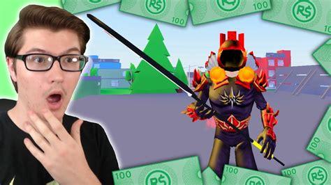 richest player  strucid  robux youtube