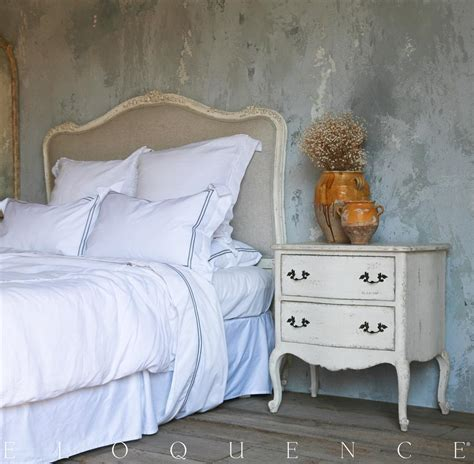 eloquence furniture eloquence clementine nightstand in antique white kathy