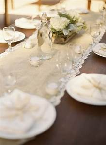 picture of wedding table runner ideas With wedding decorations table runners