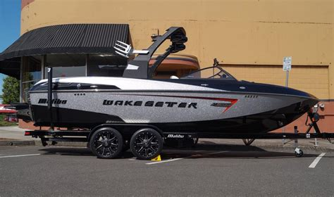 2015 Malibu Boat For Sale by 2015 Malibu Boats Wakesetter 23 Lsv For Sale In Oregon