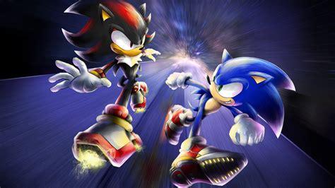 Sonic Vs Shadow! By Nintendo-jr On Deviantart