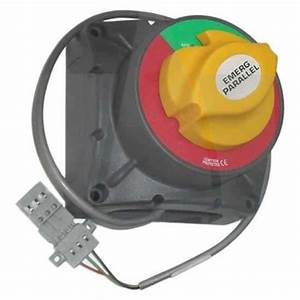 Bep Marine Remote Operated Motorised Battery Switch  Waveinn