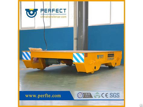 motorized load heavy trolley rail transfer industry flat steel eceurope