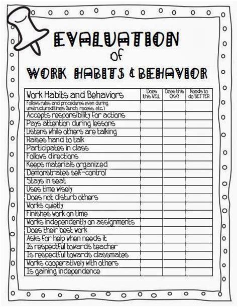 best 25 kindergarten checklist ideas on 756 | 0fb4d203bc1ddf91f06a421eb123c75f student behavior student data