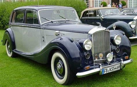 Classic Bentley For Sale