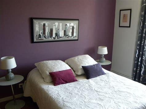 chambre gris et aubergine stunning deco chambre aubergine et blanche photos