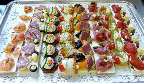 canapes apero photos canapé apéro simple