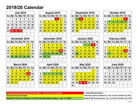 calendar jackson county school system