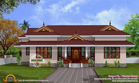 1500 square house plans 1400 square small budget house kerala home design