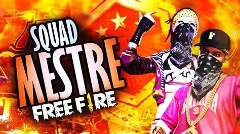 Free fire x monry heist. FREE FIRE AO VIVO 🔥 SQUAD INSANO🔥PEGANDO MESTRE 🔥HOJE SÓ ...