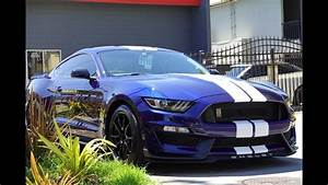Kona Blue 2020 Ford Mustang