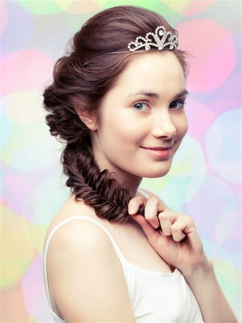 overwhelming princess hairstyles  women